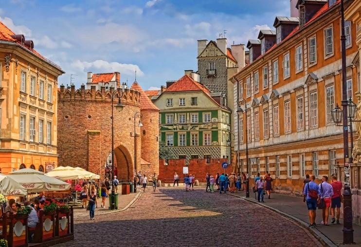 Варшава для туристов