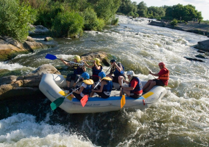 Сплавы по рекам