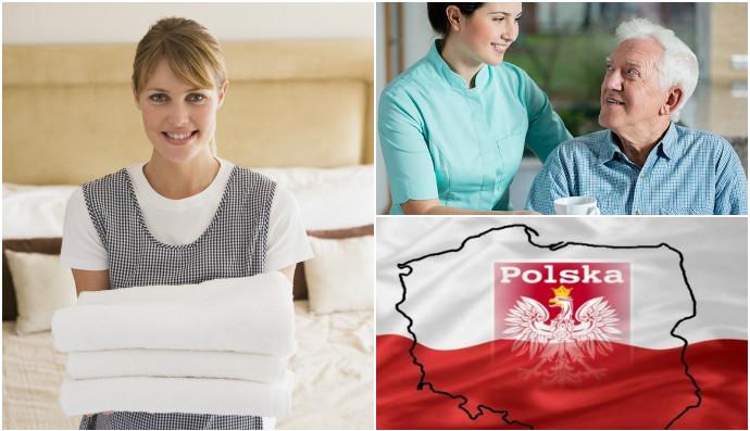 Основные особенности таких работ именно в Польше