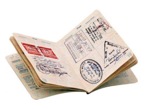 Документы для работы и виза