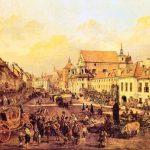 История численности населения Варшавы