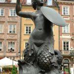 Какой символ у Варшавы и что он означает