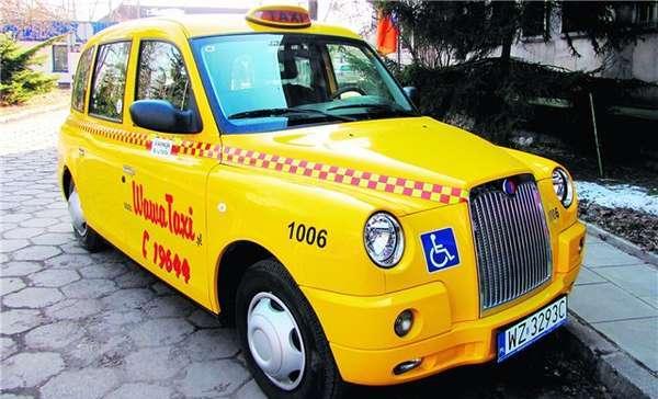 Такси в Варшаве - общая информация