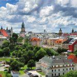 Город: этапы становления Люблин
