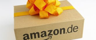 Amazon (Амазон) Германия - официальный сайт