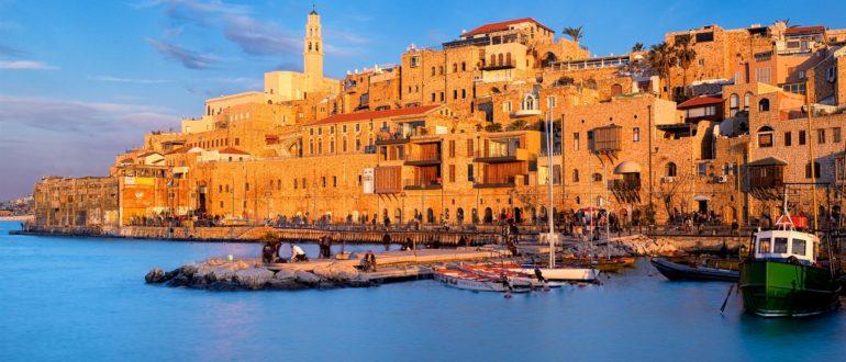 Яффо (Яффа) - город в Израиле