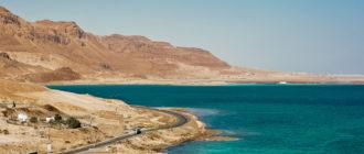 Какие моря омывают Израиль