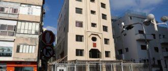 Посольство России в Израиле