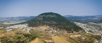 Гора Фавор (Израиль)