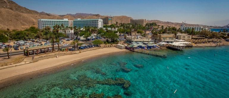 Курорты Израиля на Красном море
