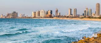 Курорты Израиля на Средиземном море
