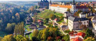 Кутна-Гора (Чехия) - достопримечательности