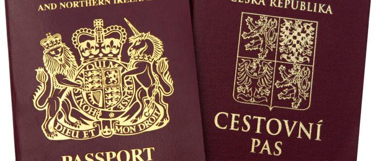 Двойное гражданство в Чехии